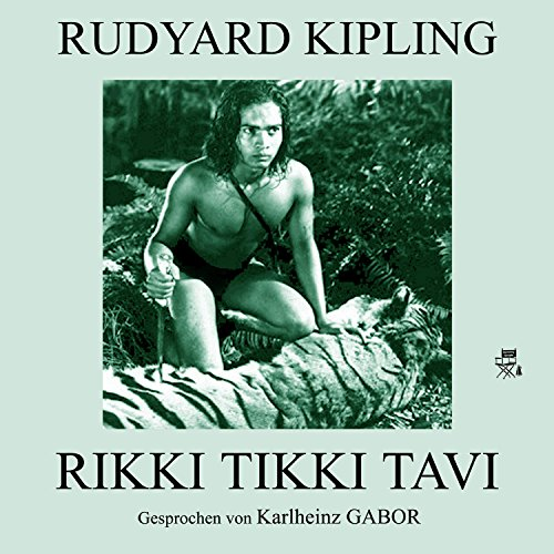Rikki Tikki Tavi  By  cover art