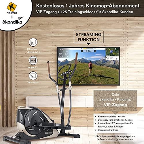 skandika Crosstrainer Eleganse/Adrett | Design Hometrainer - 3