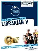 Librarian V (Career Examination)