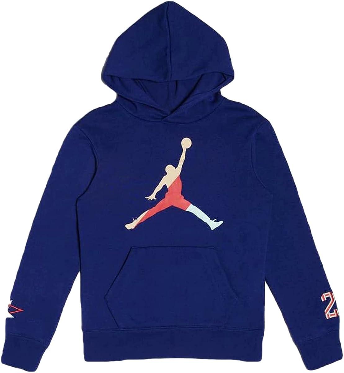 Nike Air Jordan Jumpman Finally Fashion resale start Big Hoodie Kids' Boys'