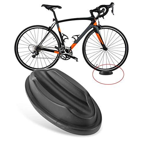 Tbest Fahrrad Vorderradstütze, Fahrrad Vorderrad Riser Block Mountainbike Rennrad Trainer Vorderrad Unterstützung Radfahren Vorderradhalterung Fahrrad Rollentrainer Für Indoor Fahrrad Training