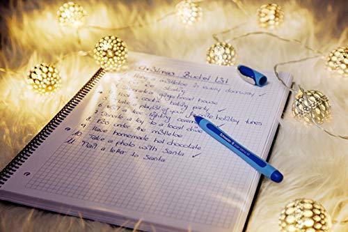 Schneider Slider Memo XB Ballpoint Pen, 3-Pack, Black/Blue/Red (150293) Photo #9