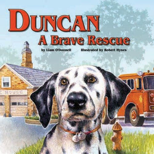 Duncan: A Brave Rescue audiobook cover art