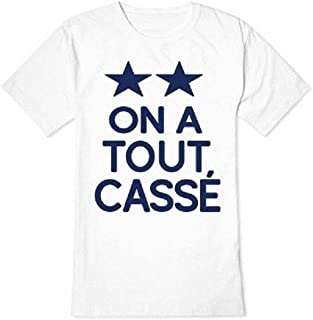 e30adeefdab8a fashion boutik Tee Shirt garçon Enfant Foot Football Coupe du Monde on A  Tout Casse 2