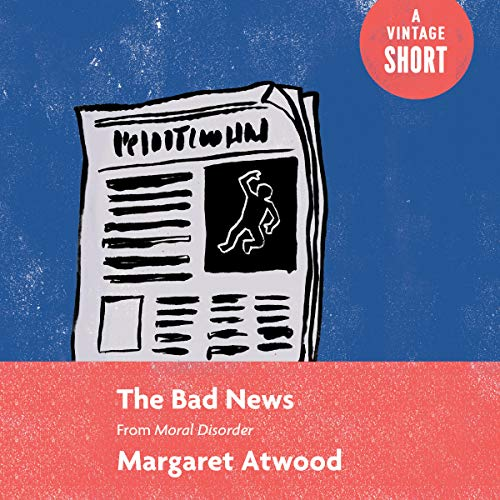The Bad News audiobook cover art