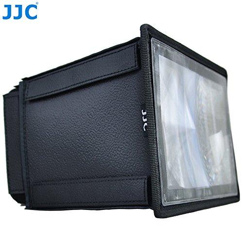 JJC FX-C580multiplicador de Salida de Flash para Canon 580EX/580EX II cámara–Negro