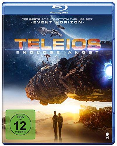 Teleios - Endlose Angst [Blu-ray]