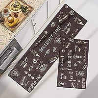 キッチンマット 台所マット 玄関マット 廊下マット おしゃれ 滑り止め 吸水 厚手 長方形 お手入れ簡単 洗える 長め 汚れ防止 高機能 50×120