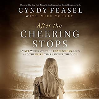 After the Cheering Stops audiobook cover art