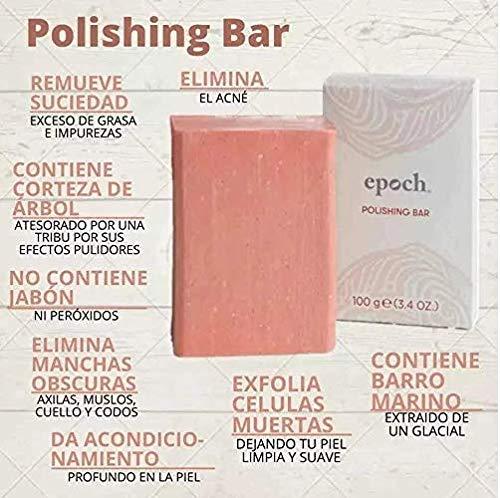 Barra Epoch Desmancha Polishing Bar Nuskin 100 g