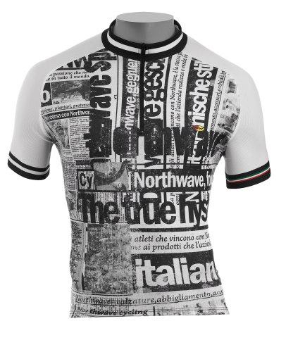 Northwave 89131083-53-5 - Maillot de ciclismo, talla XXL