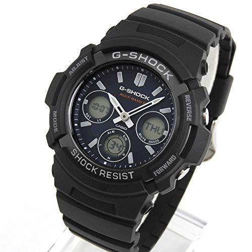 『CASIO (カシオ) 腕時計 G-SHOCK(Gショック) 電波ソーラー AWG-M100SB-2A メンズ 海外モデル [並行輸入品]』の1枚目の画像