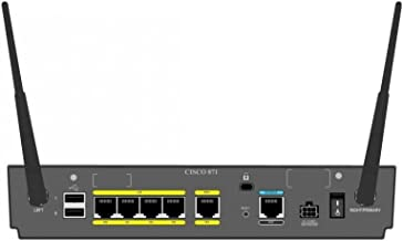 CISCO CISCO871W-G-E-K9 Cisco CISCO871W-G-E-K9 871W Integrated Services Wireless router