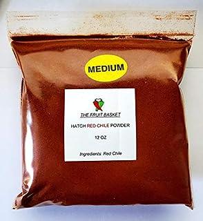 New Mexico Hatch Red Chile Powder (Medium)