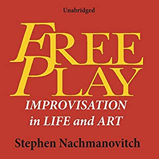Free Play audiobook cover art