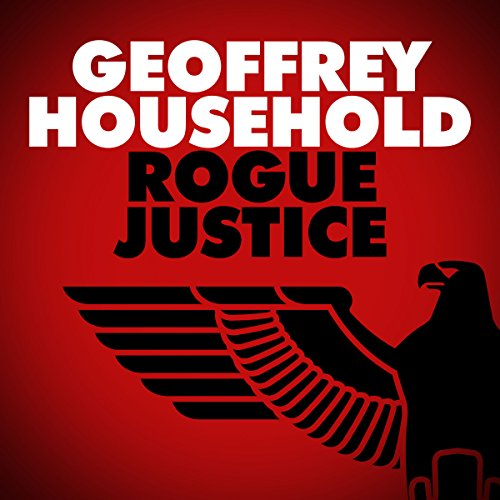 Rogue Justice audiobook cover art