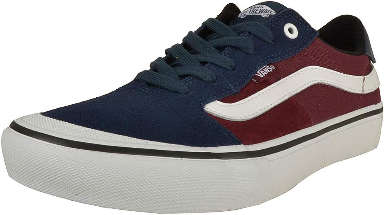 Vans Style 112 Pro dress bluees port royale shoes size US 9,5