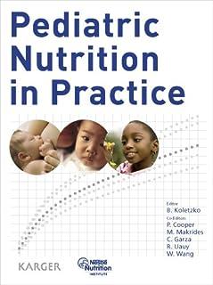 Pediatric Nutrition in Practice