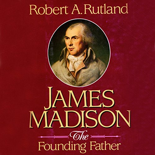 James Madison audiobook cover art