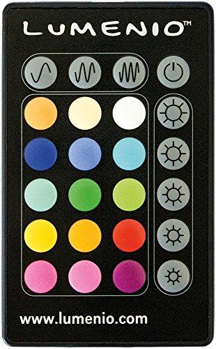 LUMENIO LED Ersatz Fernbedienung für LUMENIO LED multicolor Produkte
