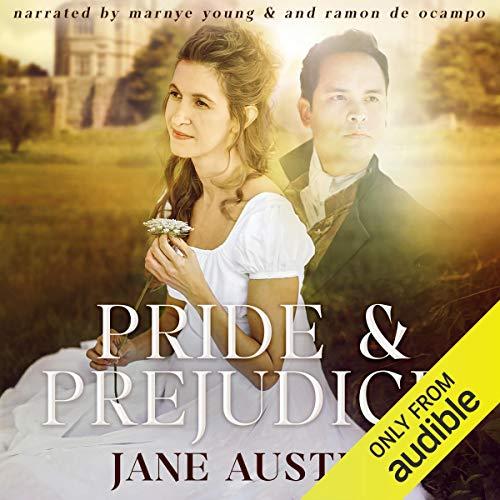 Pride & Prejudice cover art