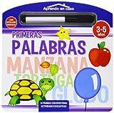 Saldaña CAC018-2 PRIMERAS PALABRAS LIBRO PIZARRA (APRENDO EN CASA), multicolor