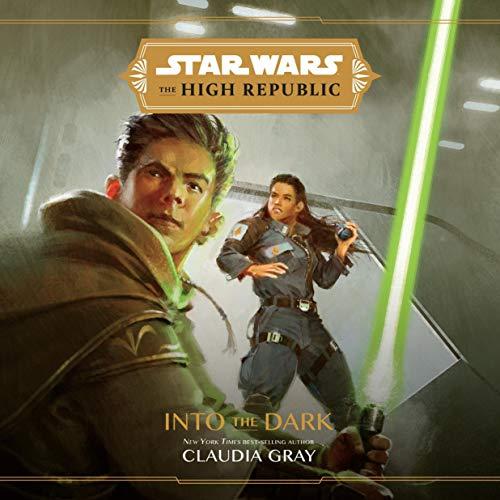 Star Wars: The High Republic: Into the Dark cover art