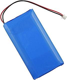 ジイエクサ Gexa リチウムポリマー電池 3.7V 3000mAh コネクタ付 ICチップ 保護回路内蔵 PSE認証済 GA-017 (ゆうパケット対応)