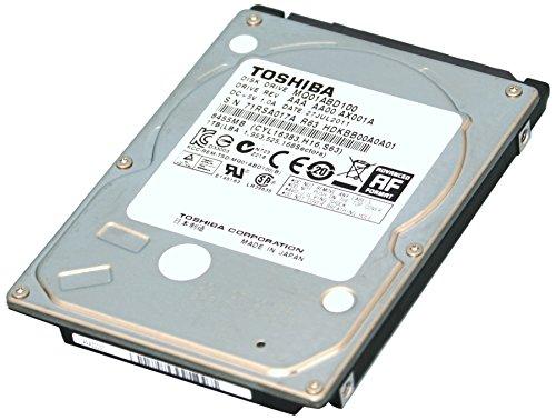 Toshiba 500GB 2.5'' - Disco Duro (SATA, 500 GB, 6,35 cm (2.5'), 4,5W, 0,18W, 1,5W) Plata