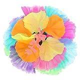 Balacoo Acuario Pecera Ornamento Brillante Planta de Plástico Artificial Flor Fluorescente Mar Coral Decoración Paisaje Submarino Accesorios para Pecera Mascotas Colorido