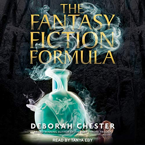 The Fantasy Fiction Formula Audiobook By Deborah Chester cover art