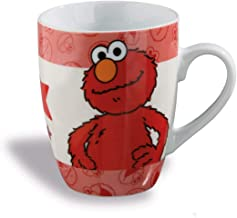 NICI Elmo Porcelain Mugs 8.5# 41984'