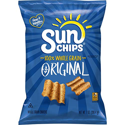 SunChips Original Multigrain Snacks, 7 Ounce