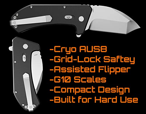 Off-Grid Knives Folding EDC Knife