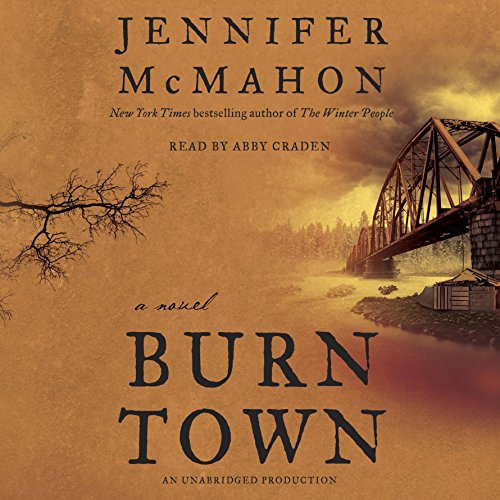 Burntown audiobook cover art