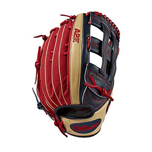Wilson A2K MB50 GM Gant de baseball extérieur 32,4 cm