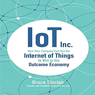 IoT Inc. audiobook cover art