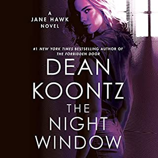 The Night Window audiobook cover art