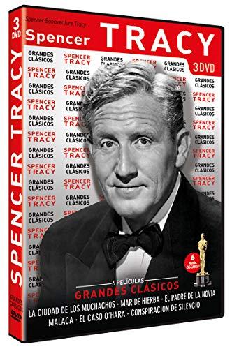 Grandes Clásicos Spencer Tracy: (La ciudad de los muchachos / Mar de hierba / El padre de la novia / Malaca / El caso O