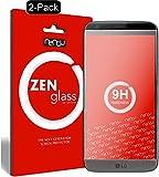 ZenGlass [2 Stück Flexible Glas-Folie kompatibel mit LG G5 Panzerfolie I Bildschirm-Schutzfolie 9H I (Kleiner Als Das Gewölbte Bildschirm)