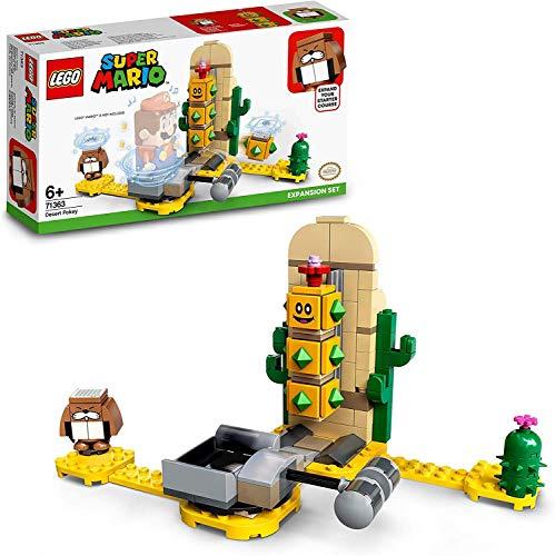 LEGO- Super Mario Marghibruco del Deserto-Pack di Espansione, Giocattolo, Set di Costruzioni, 71363
