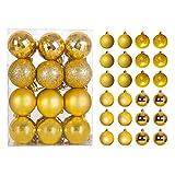 Top 10 Gold Christmas Balls