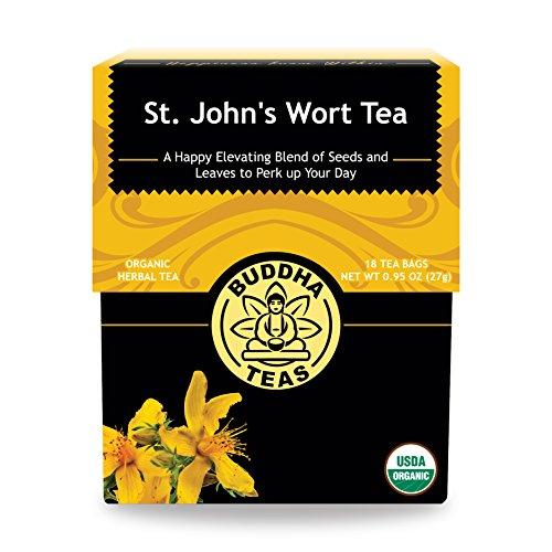 Organic St. John's Wort Tea