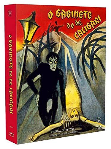 O Gabinete Do Dr. Caligari - Blu-ray