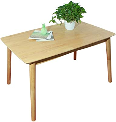 Dining Table, Nordic Long Table, Small Apartment Fast Food Solid Wood Dining Table, Modern Minimalist Negotiation Table