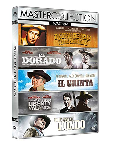 Western Collection (5 DVD)