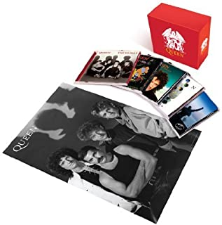 Queen 40, Volume 3 Box set Edition by Queen (2011) Audio CD