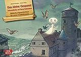 Das kleine Gespenst. Tohuwabohu auf Burg Eulenstein. Kamishibai Bildkartenset. Entdecken - Erzählen - Begreifen: Bilderbuchgeschichten (Bilderbuchgeschichten für unser Erzähltheater)