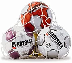Derbystar voetbal van katoen / 3 ballen UNI, NN