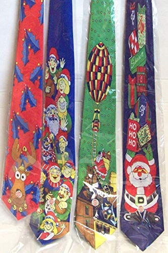 1x Musical Christmas Tie